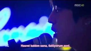 Because I miss you(TurkishSub-Türkçe Altyazı) - Jung Yong Hwa (C.N.Blue) Heartstrings OST