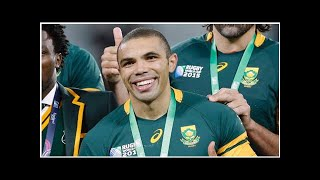Bryan Habana, Rugby World Cup winner and Springboks record holder, to retire