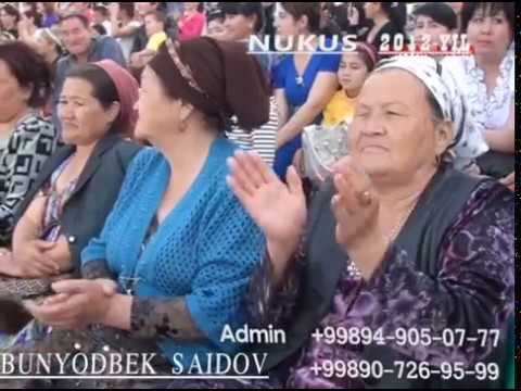 Bunyodbek Saido'v - Oysara (Nukus)