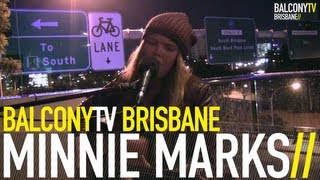 MINNIE MARKS - LITTLE PEOPLE (BalconyTV)