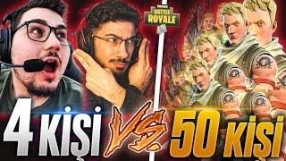 4VS50 W/ SAMET PARLAK // TURKIYE KILL REKORUNU KIRDIK!!!