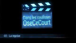 OseCeCourt 2020 -01- La reprise. Ouverture des inscriptions