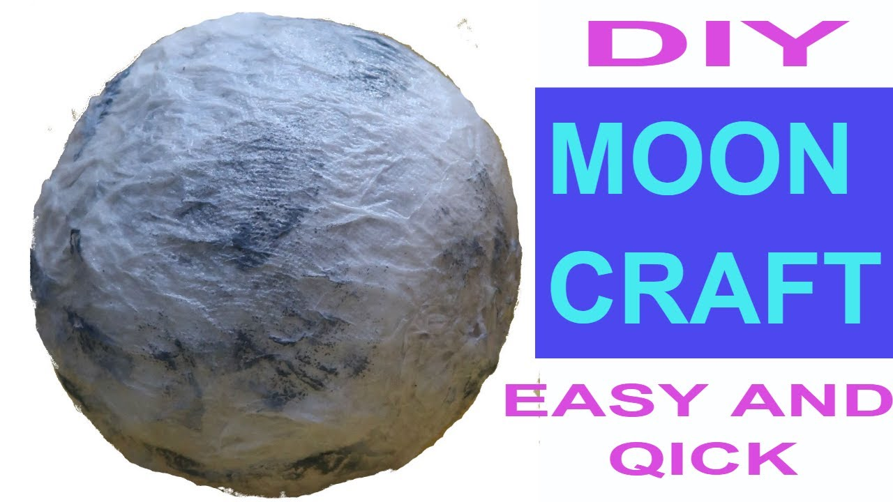 Moon Crafts Crafting