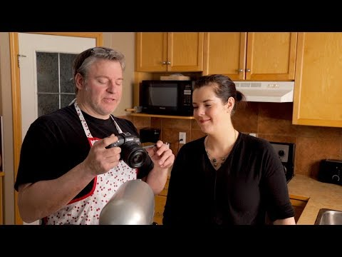 Canon EOS RP Hands-On Field Test (and Cooking Show!)