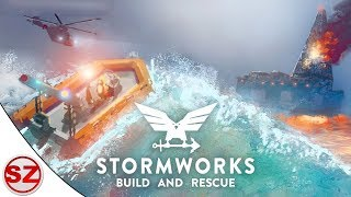 ✈️ROZBIJAM SAMOLOT - Stormworks: Build and Rescue