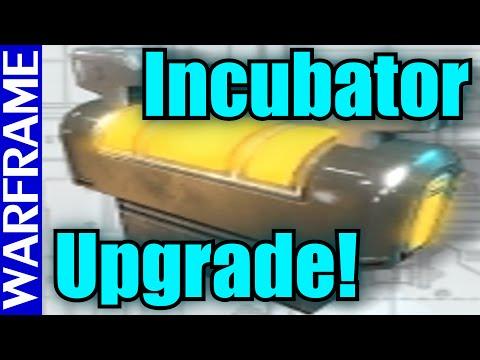 How to Get the Incubator Upgrade Segment  - Warframe Update 17.4 Guide! [1080HD]