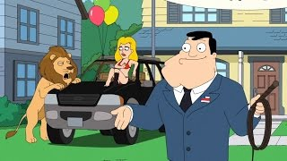 American Dad - Stan tries to sell his SUV