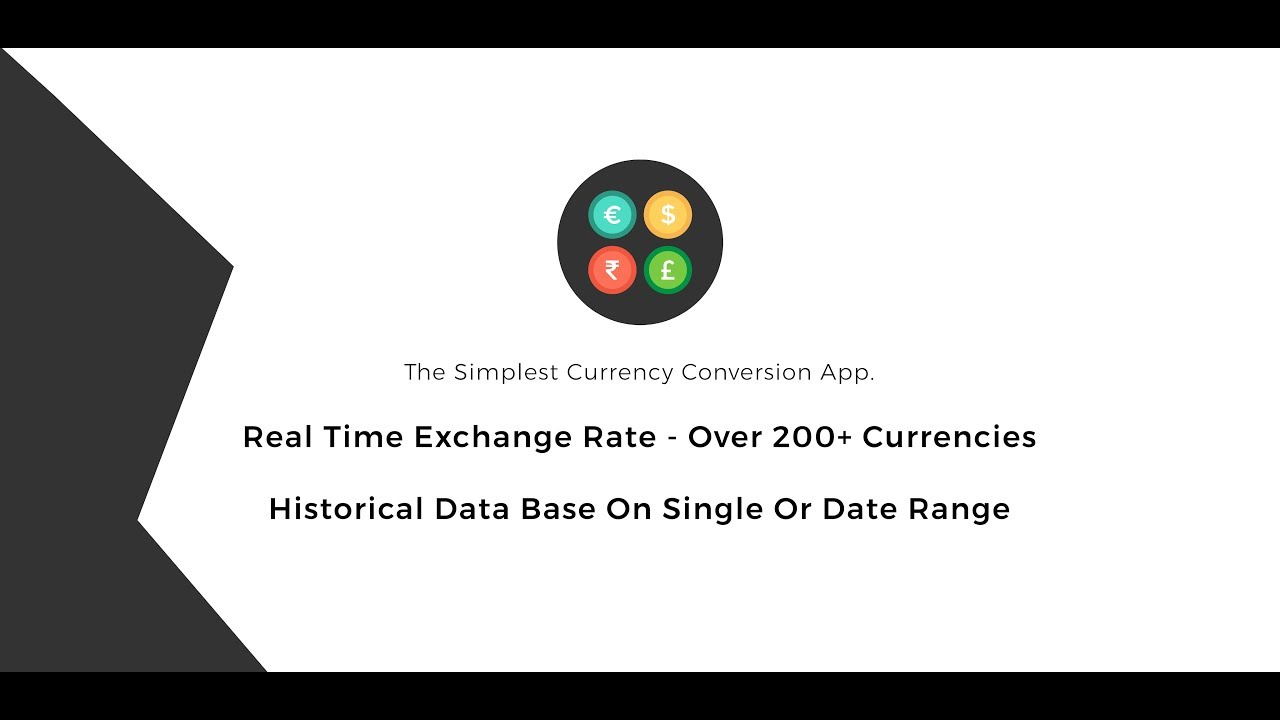Currency Converter Promo - v2 0 | Android App