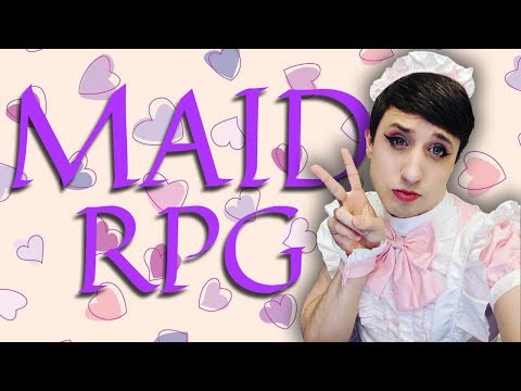 Maid RPG - It's The Masters Birthday! (Twitch VOD)