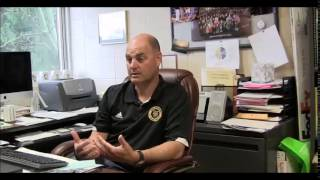 Woodford County High School principal Rob Akers: Men are pigs, so women need to cover up