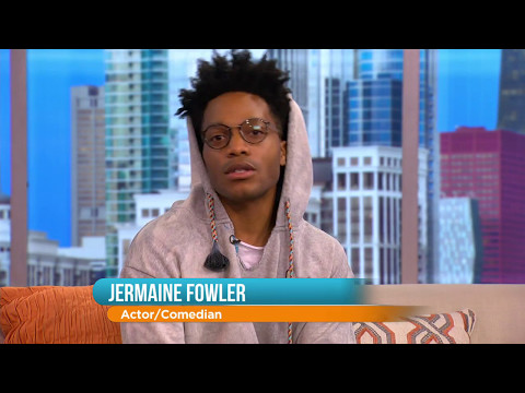 Jermaine Fowler Talks 'Superior Donuts'