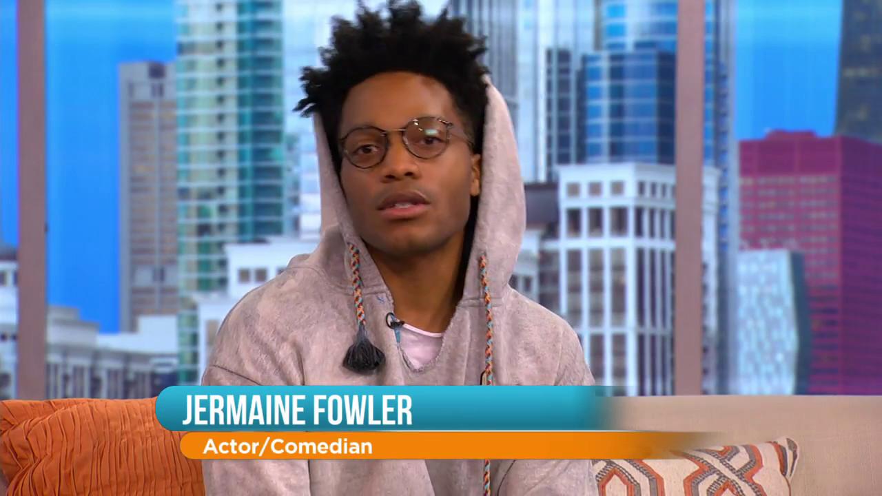 Jermaine Fowler Talks Superior Donuts Youtube