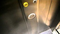 KONE Elevator (Ecodisc) @ Armila's Hospital, Lappeenranta, Finland