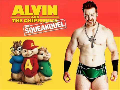Alvin and the Chipmunks WWE Themes - Sheamus (TLC Theme Version) ‏ - YouTube.flv