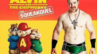 Alvin and the Chipmunks WWE Themes - Sheamus (TLC Theme Version)  - YouTube.flv