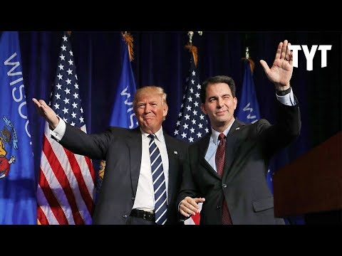 Scott Walker To Subsidize Foxconn As It Pollutes Wisconsin