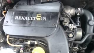 Renault Mégane 1, Phase 2, 1,9 DTI Moteur instable