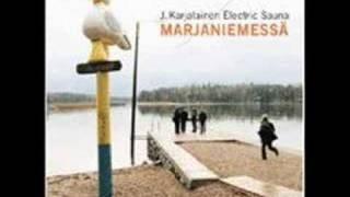J.Karjalainen-Verinen mies