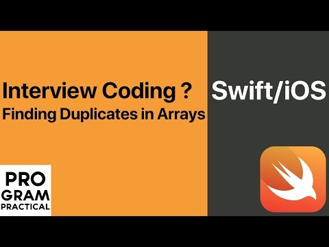 Interview Coding Question: Finding Duplicates in 2 Arrays