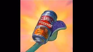 Wow they have it! CANNED COOCHIE