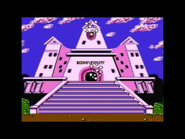 Tiny Toon Adventures: Cartoon Workshop (NES) - Multitap Classic Console Showcase