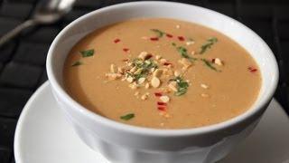 Peanut Dipping Sauce Recipe - How To Make Peanut Sauce