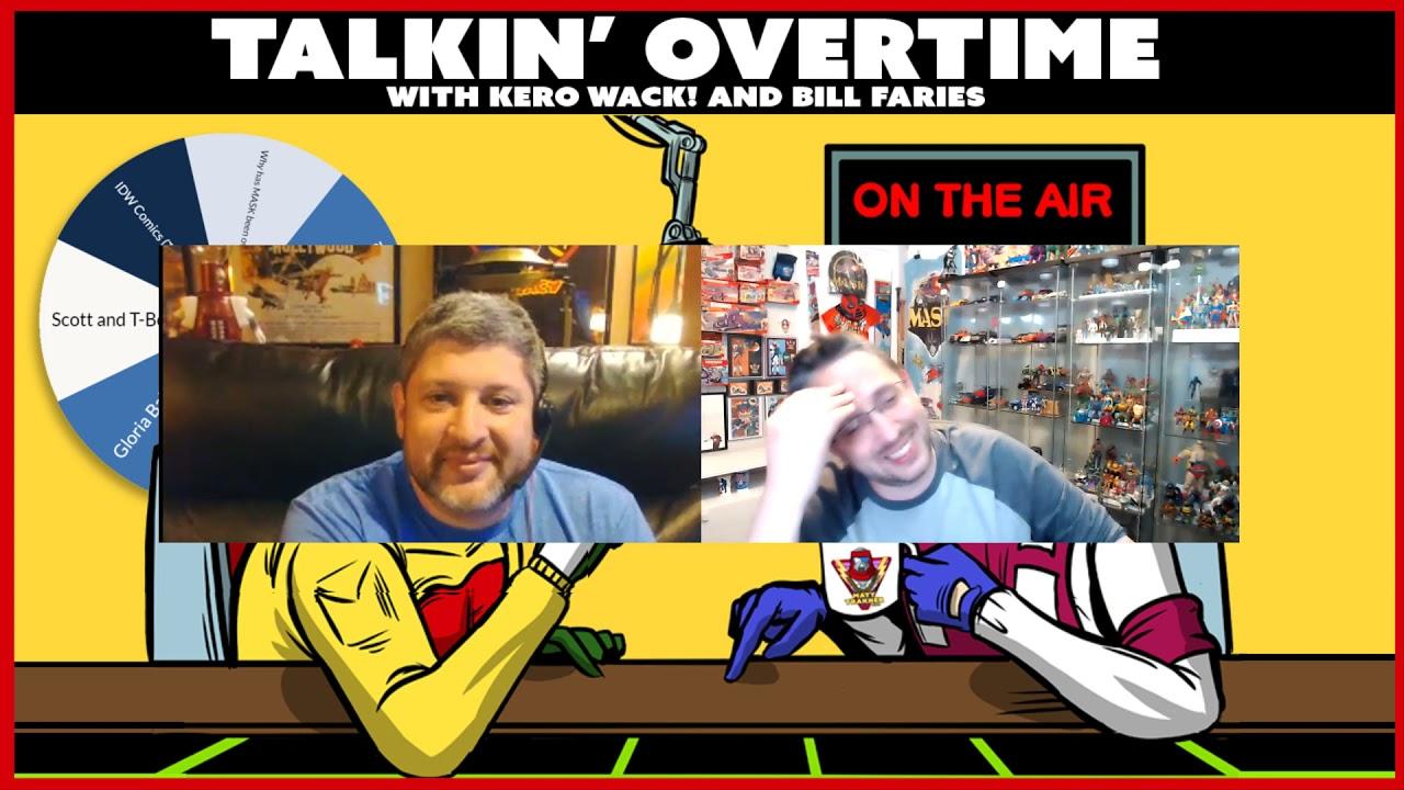 Talkin' Overtime - E15
