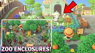 They Turned Their Entire Island Into A ZOO! Animal Crossing New Horizons Island Tour