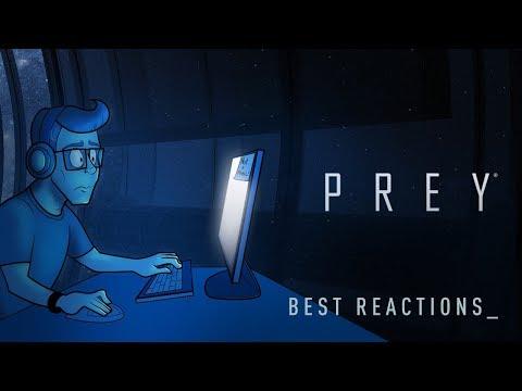 Las mejores reacciones a Prey