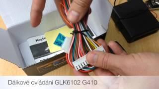 Dálkové ovládání GLK6102 G410