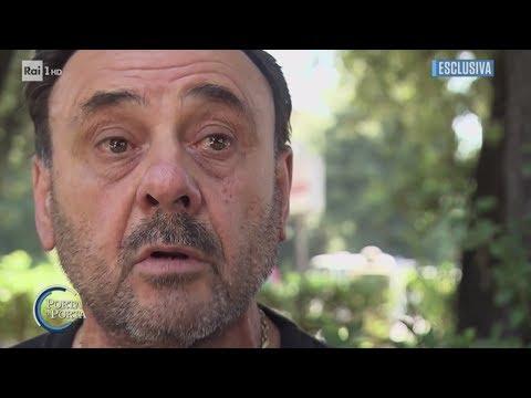 Intervista a Giuseppe Varani, padre di Luca - Porta a Porta 20/06/2017