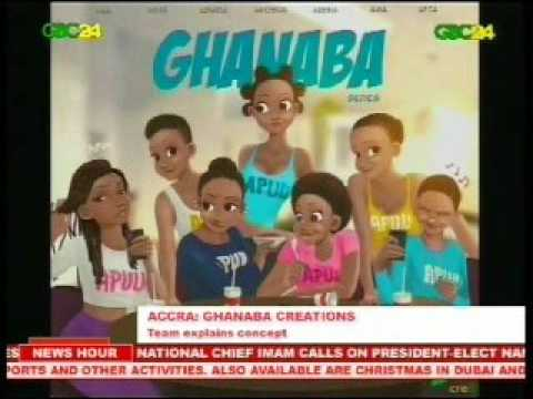 Ghanaba Creations Concept