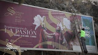 ver video: Preparando la Semana Santa en Adeje