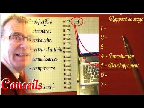 rapport-de-stage-2-:-conseils-pour-élaborer-le-rapport-et-réussir-le-stage