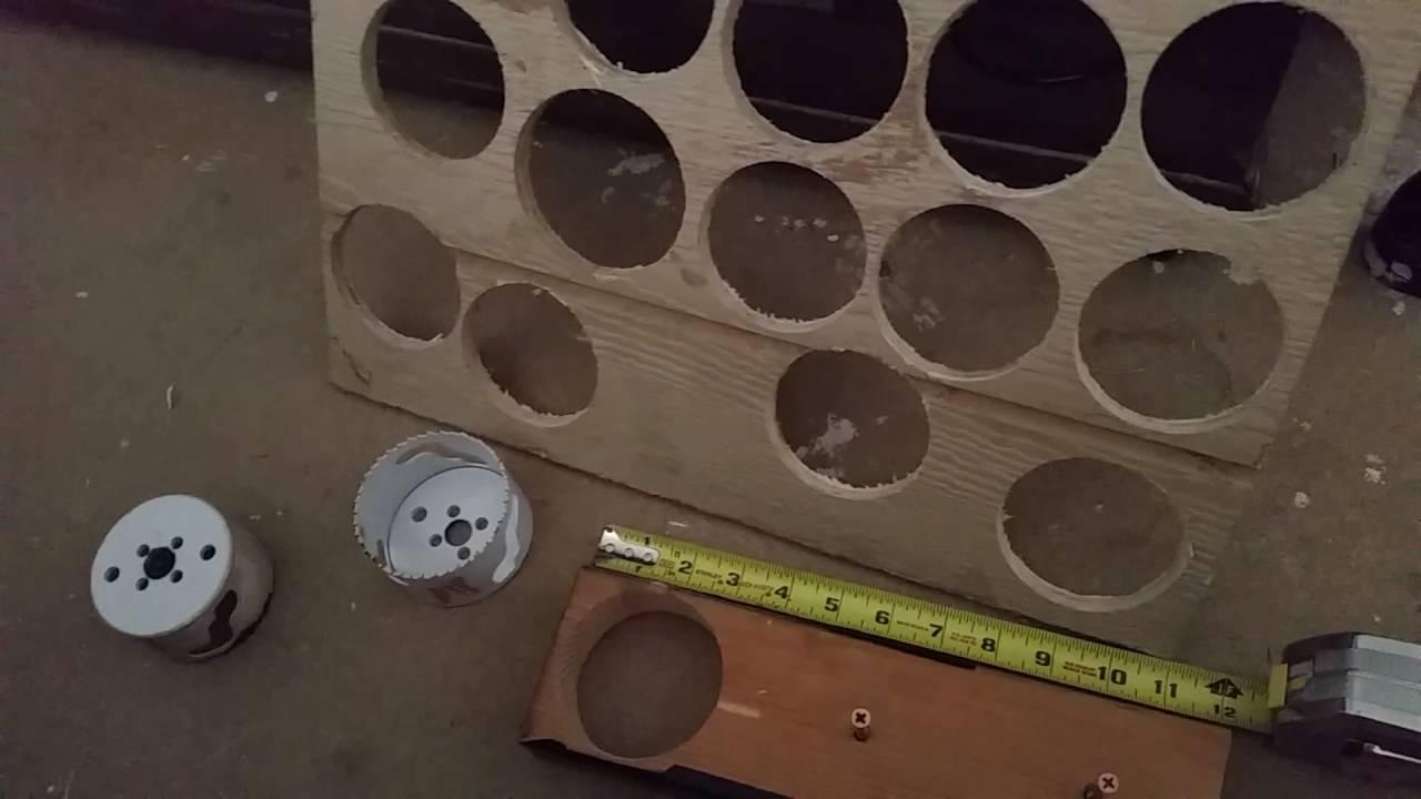 Wood Siding Hole Repair Tutuorial