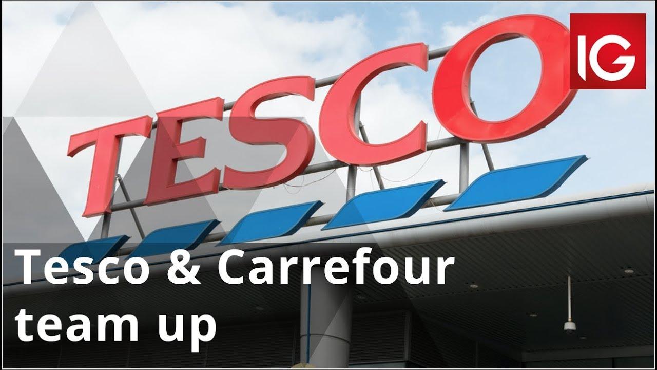 92c89ba55 Tesco and Carrefour team up amid Sainsbury's-Asda deal