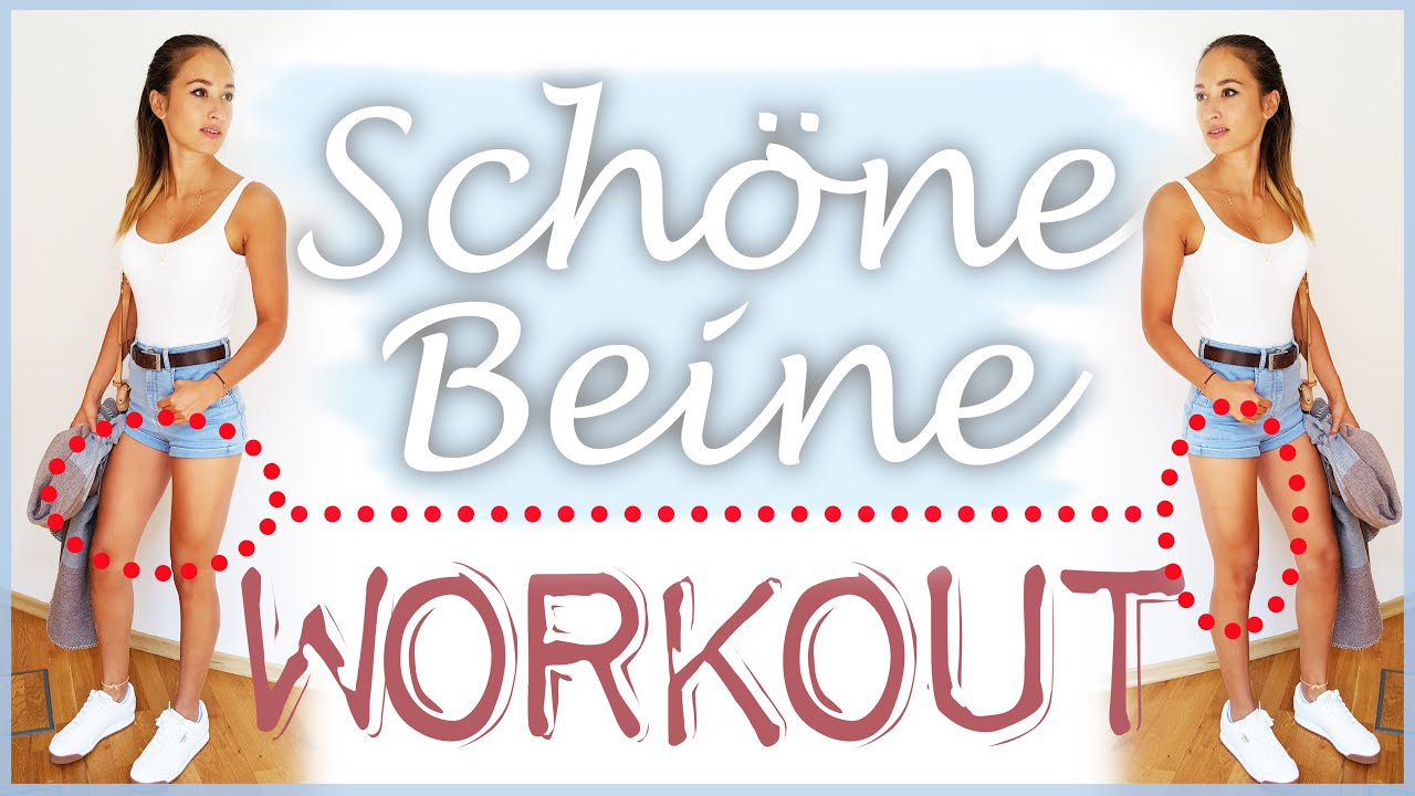 schlanke beine workout abnehmen am oberschenkel fett an beinen verbrennen youtube. Black Bedroom Furniture Sets. Home Design Ideas