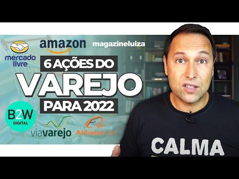 AÇÕES DO VAREJO: