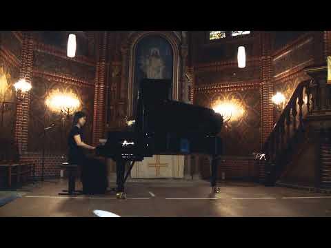 Bach/Hess: Jesu, Joy of Man's Desiring- Anna Kurasawa