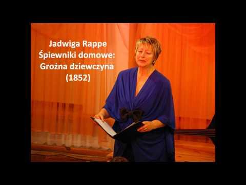 Jadwiga Rappe: Songs of Stanisław Moniuszko
