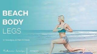 Beach Body Legs   Rebecca Louise