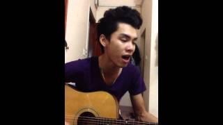 [Guitar] Hồ Giang Đông - Chỉ Riêng Mình Anh cover ( đây là dai đoạn mới thuộc )