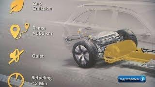 Brennstoffzelle: Antrieb der Zukunft?