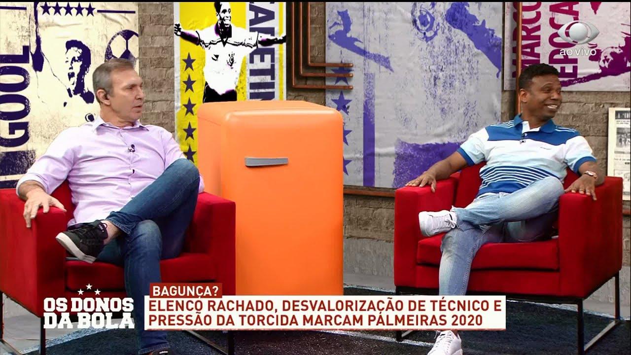 Download O CLIMA TÁ QUENTE ENTRE EDÍLSON E VELLOSO | OS DONOS DA BOLA