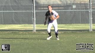 2014 Kaylee James Outfield Skills Video