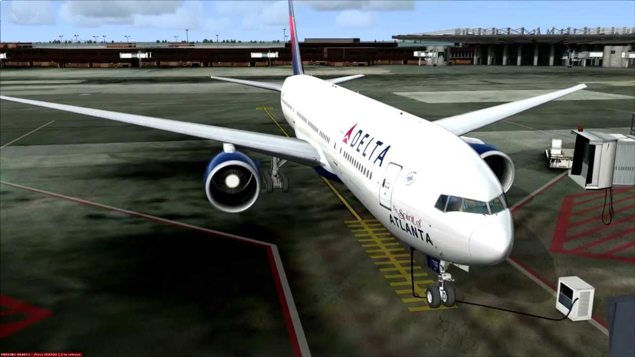 PMDG 777 FOR FSX - FULLY LOADED, Part 1