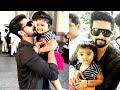 EXCLSUIVE:Ravi Dubey With His Daughter Aarna Latest Videos|Ravi Dubey|Aarna|Ravi Dubey Daughter|