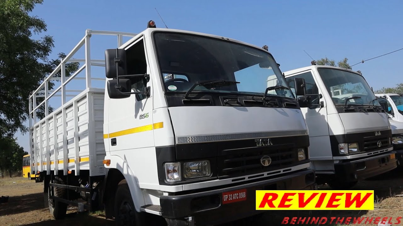 2021 TATA 710 LPT BS-6 Review | Price | Mileage | Cabin | Engine | Payload | Complete Details