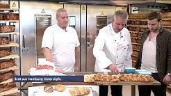 HANSEN – Ihre Bäckerei: So entstehen Osterzöpfe