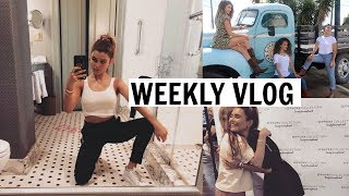 VLOG 16 l TRAVELING + MY FIRST MEET N GREET l Olivia Jade